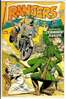 Rangers Comics #18