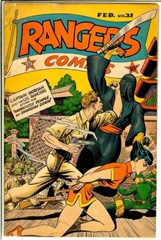 Rangers Comics #21