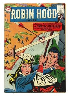 Robin Hood Tales #11