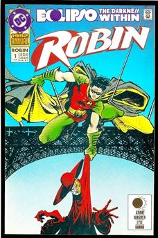 Robin Annual #1