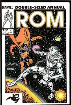 Rom Annual #4