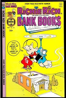 Richie Rich Bank Books #35
