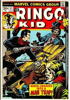Ringo Kid #21