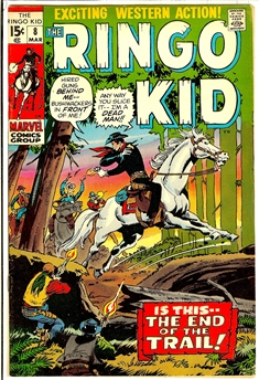 Ringo Kid #8