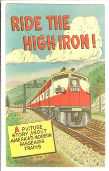 Ride the High Iron #1
