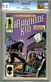 Rawhide Kid (Mini) #4
