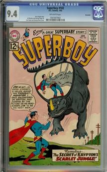 Superboy #102
