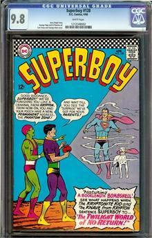 Superboy #128