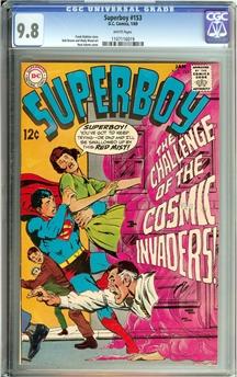 Superboy #153