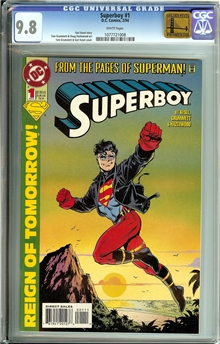 Superboy (Vol 2) #1