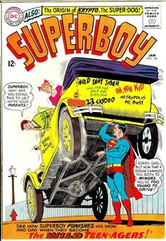 Superboy #126