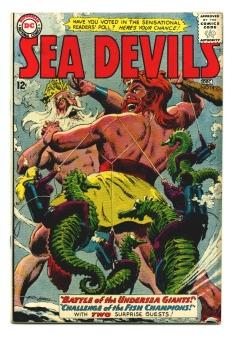 Sea Devils #14