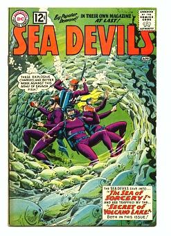 Sea Devils #4