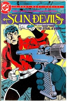 Sun Devils #9