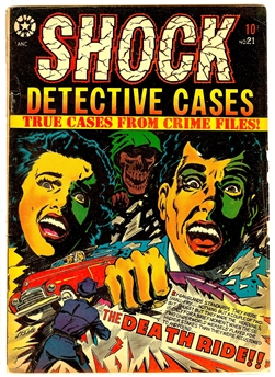 Shock Detective Cases #21