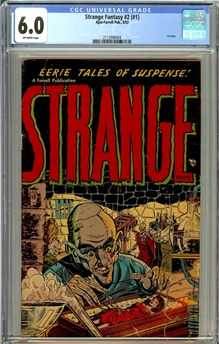Strange Fantasy #2 (#1)