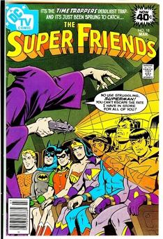 Super Friends #18
