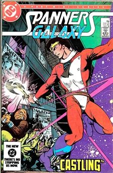 Spanner's Galaxy #1