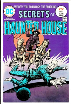 Secrets of Haunted House #2