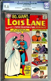 Superman's Girlfriend Lois Lane #68