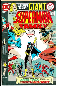 Superman Family #171