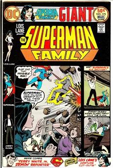 Superman Family #175