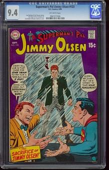 Superman's Pal Jimmy Olsen #123