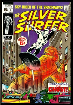 Silver Surfer #8
