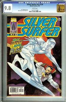 Silver Surfer (Vol 3) #126
