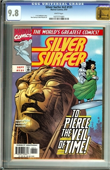 Silver Surfer (Vol 3) #131