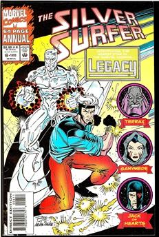 Silver Surfer Annual #6