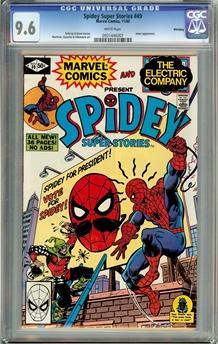 Spidey Super Stories #49