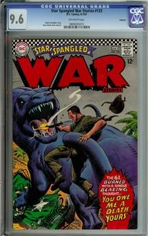 Star Spangled War Stories #133