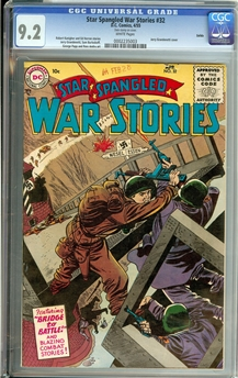 Star Spangled War Stories #32