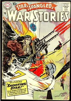 Star Spangled War Stories #71