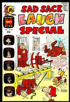 Sad Sack Laugh Special #49