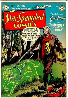 Star Spangled Comics #125