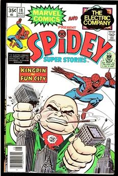 Spidey Super Stories #18