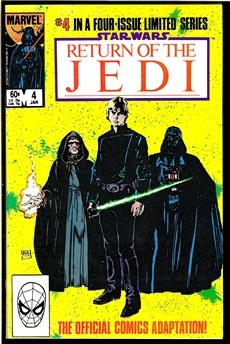 Star Wars: Return of the Jedi #4