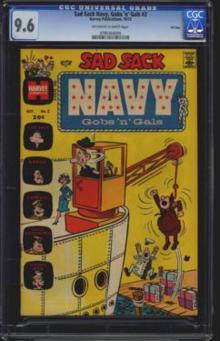 Sad Sack Navy Gobs n Gals #2