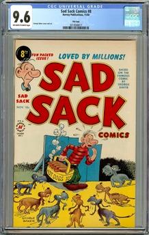 Sad Sack Comics #8