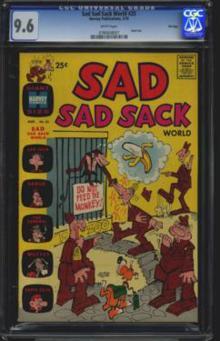 Sad Sad Sack World #25