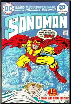 Sandman #1
