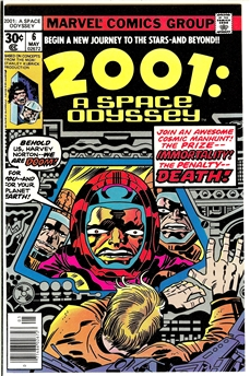 2001 A Space Odyssey #6
