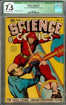 Science Comics #7