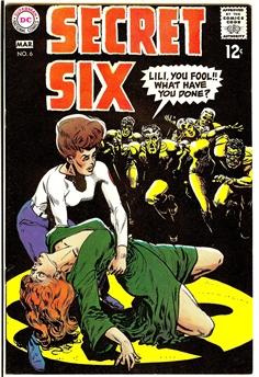 Secret Six #6