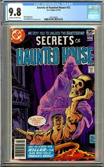 Secrets of Haunted House #12