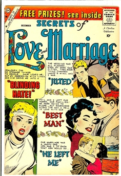 Secrets of Love and Marriage #16