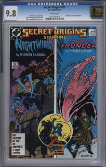 Secret Origins (Vol 2) #13