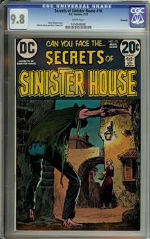 Secrets of Sinister House #10